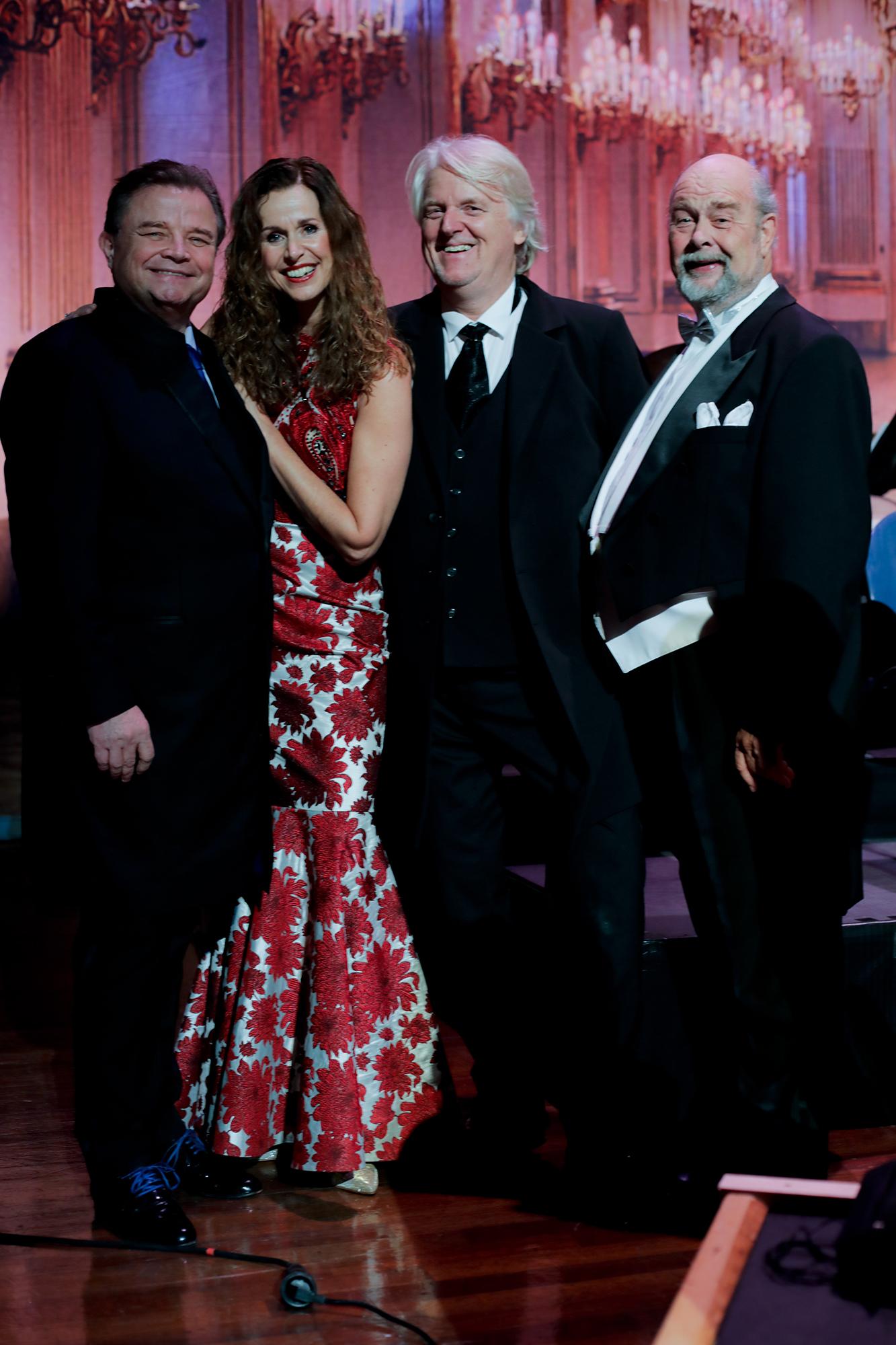 Winter in Wien 2019-2020 - Arnold, Wilma, Jeroen en Bert